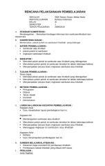 rpp bahasa Indonesia Kelas xi semester 1.doc