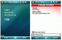 حصرياً : مكافح الفيروس الجبار nod32 للموبايل