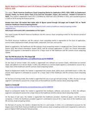 NORTH AMERICA HEALTHCARE CLOUD COMPUTING MARKET - Copy.pdf