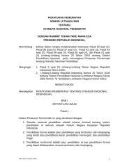 PP No 19 Thn 2005 ttg SNP.doc