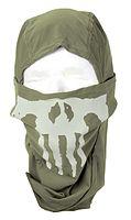 Lancer tactical ghost balaclava od green w skull d